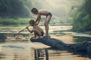 Gambar anak Indonesia